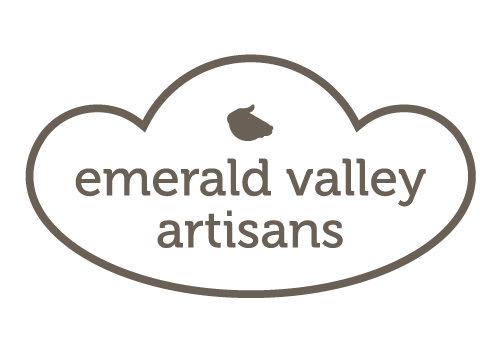 Emerald Valley Artisans Retina Logo